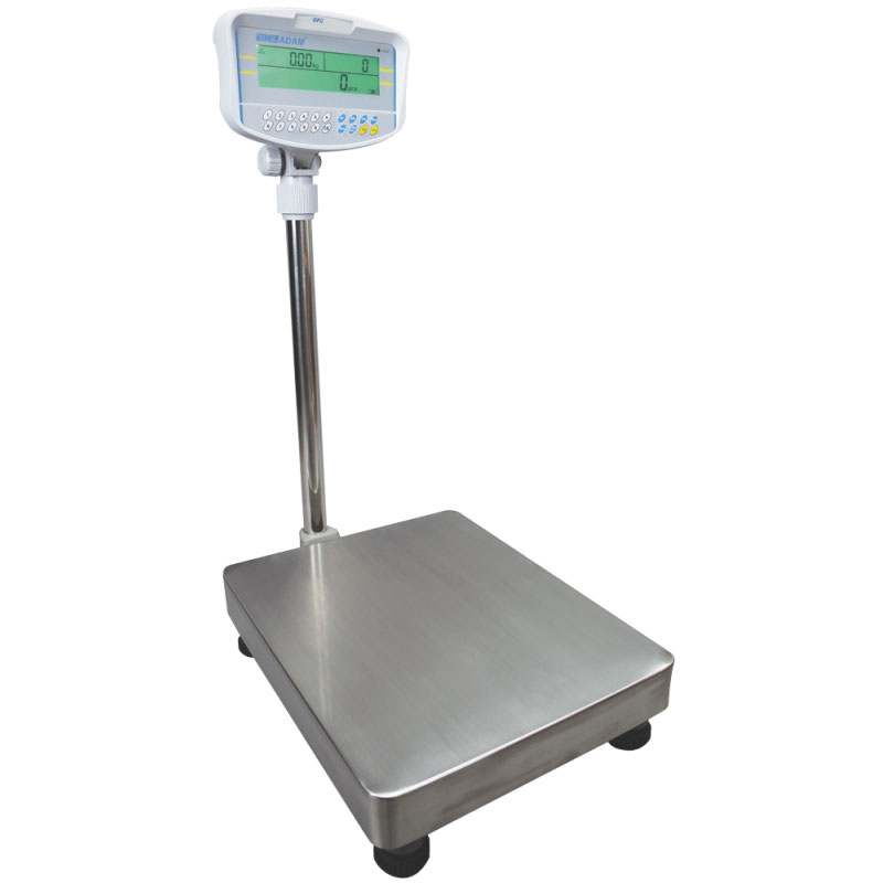 FLOOR COUNTING SCALE 75KG X 5G
