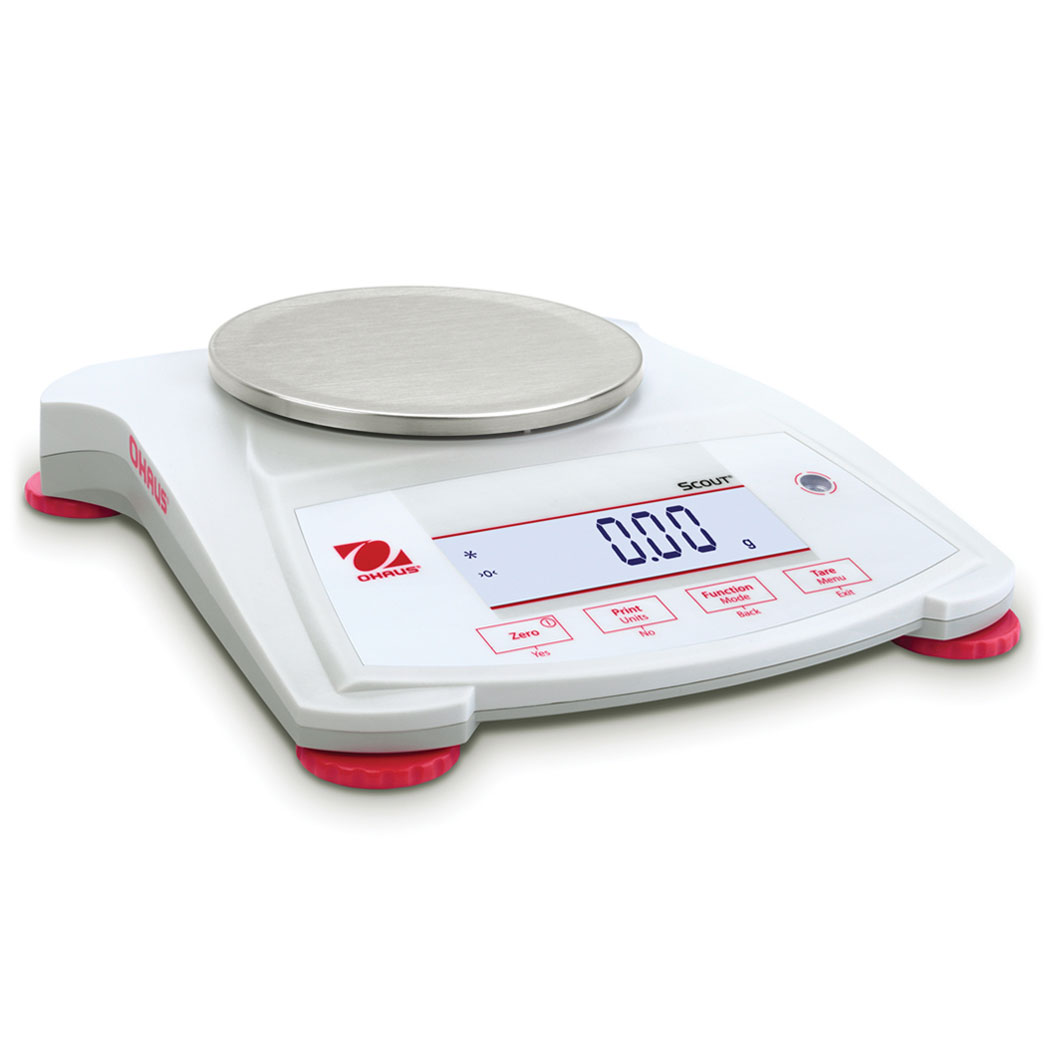 SCOUT PORTABLE BALANCES 1200G X 0.01G