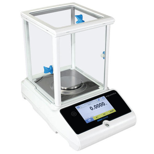 EQUINOX ANALYTICAL BALANCE 62G TO 120G INTERNAL AUTOCAL