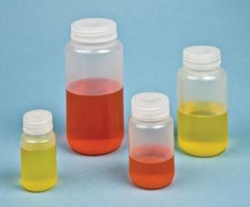 REAGENT BOTTLES, WIDE MOUTH PP 125ML