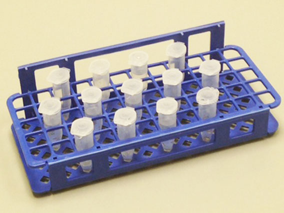5ML CENTRIFUGE TUBE RACK HOLDS 30 X 5ML TUBES