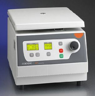 COMPACT CENTRIFUGE ACCEPTS ROUND BOTTOM AND CONIC