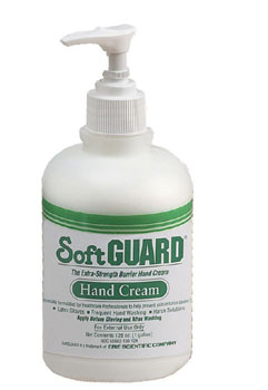 SOFTGUARD HAND CREAM 3 OZ