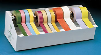 "1/2"" LABEL TAPE RAINBOW PACK"