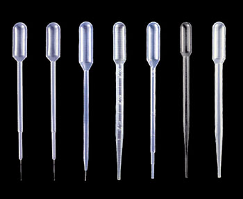 TRANSFER PIPETS STANDARD 7.7ML W/O GRADUATIONS