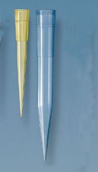PIPET TIPS 2-200ul YELLOW UNIVERSAL NONSTERILE BULK