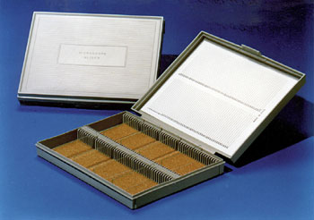 "MICRO SLIDE BOX FOR 100- 3X1"" PP"