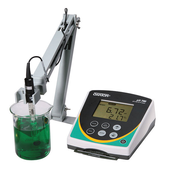 PH700 BENCHTOP METER W/ ALL-IN-ONE PH ELECTRODE