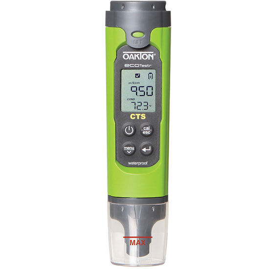 ECOTESTR CTS POCKET COND SALINITY METER