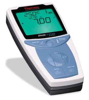 3 STAR PH PORTABLE METER ONLY