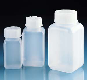 LDPE SQ. WIDE MOUTH BOTTLE 500
