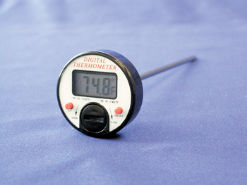 "1 1/2"" DIAL DIGITAL TRACEABLE THERMOMETER"