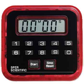 COUNT UP/DOWN TIMER 99 MIN